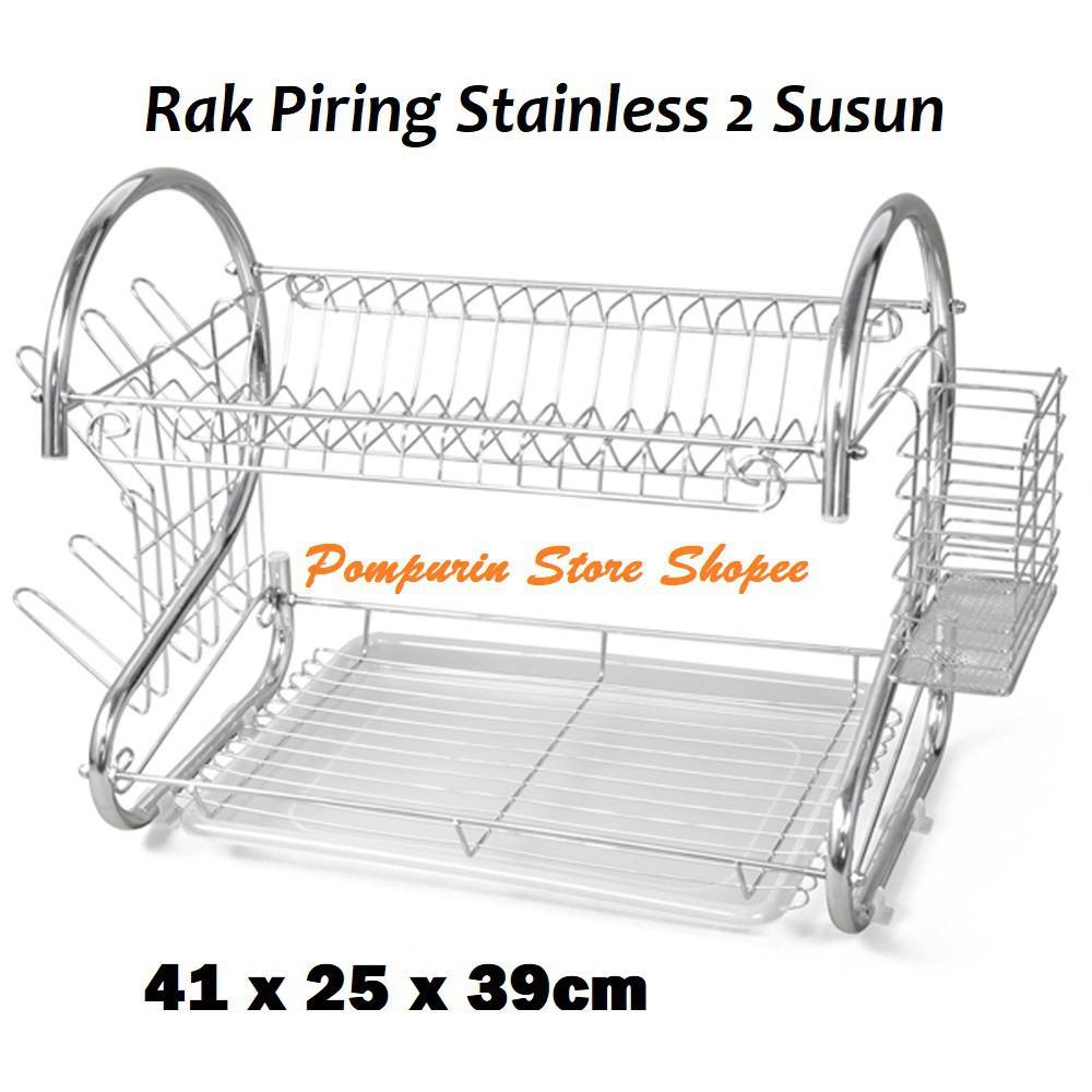 https://shopee.co.id/Rak-Piring-Stainless-2-Susun-Murah-Rak-Peralatan-Dapur-2-Tingkat-2-Tier-Dish-Drainer-i.35017261.862611752