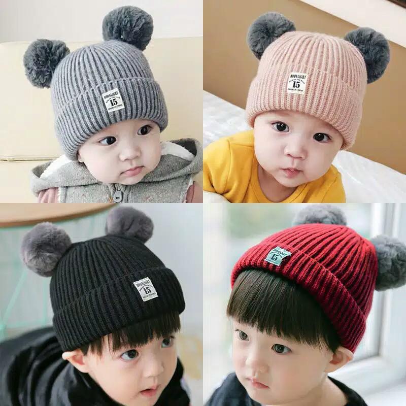 https://shopee.co.id/Topi-Kupluk-Bayi-Bahan-WOL-Kupluk-Pom-Pom-Baby-Kids-Hat-i.61634240.1566097306